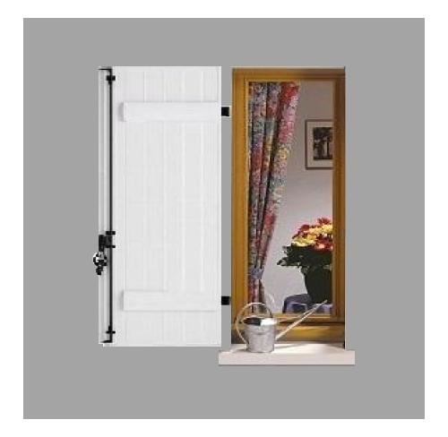 volet battant sur mesure la qualit prix imbattable made in france novolet. Black Bedroom Furniture Sets. Home Design Ideas